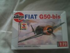 AIRFIX FIAT G50-bis model kit unopened damaged box 1:72 1991 plane aeroplane
