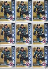 **Lot of 1000** 2009-10 Upper Deck UD Logan Couture Rookie Cards RC #5 NHCD Mint