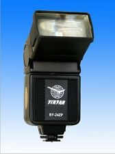 Yinyan BY-24ZP flash speedlite compatible avec canon nikon pentax olympus camera