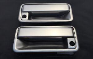 1992-1999 Chevrolet Blazer Stainless Steel Brushed Door Handle Cover
