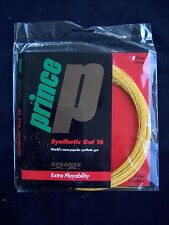 NEW * Prince Synthetic Gut 16 Racket String * NEW