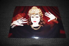 KATE NASH signed 8x11 autographed Photo InPerson 2012 in Hamburg LOOK
