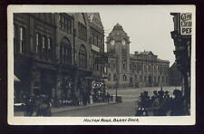 Wales Glam BARRY DOCK Holton Rd RP PPC 1920