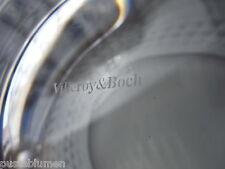 XXL Villeroy & Boch Kristall Glas Boston Coloured Wasserglas blue Bowl Schale