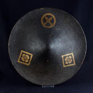 Jingasa Helmet - Samurai, Japan XIX ° Th Century