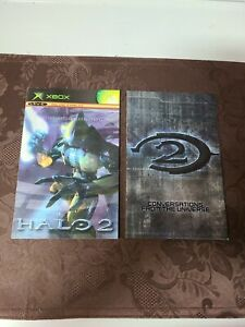 Xbox Halo 2 MANUAL Booklet ONLY