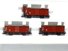 Märklin 48784 H0  Wagen-Set Gedeckte Güterwagen G 10- wie neu in OVP