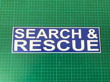 Búsqueda y rescate Reflectante Imán 999 de montaña de servicio de emergencia 300 mm Magnético