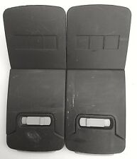 SAMSONITE epsilon LATCH replacement SPARE part L&R suitcase TAMPER side LATCH x2