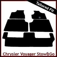 Chrysler Voyager Stow & Go (2004 2005..2007 2008) Tailored Fitted Carpet Car Mat