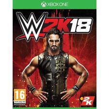 Videojuegos de acción, aventura luchas WWE