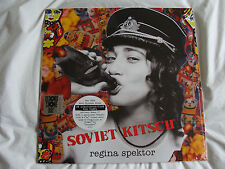 "Bundle: Regina Spektor : Soviet Kitsch : RSD 2016 Red Vinyl Album & 7"" Sealed"