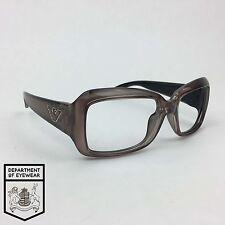 EMPORIO ARMANI eyeglasses TRANSLUCENT PINK frame MOD:EA 9455/S