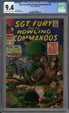 Sgt. Fury and His Howling Commandos #46 CGC 9.4 (C-OW)