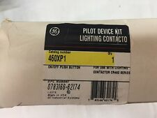 GE CR460XP1 - ON/OFF (Momentary) Pushbutton Pilot Device