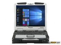 Panasonic ToughBook CF-31 MK5 i5-5300U @ 2.30GHz 8GB 500GB Windows 10 Pro DVD