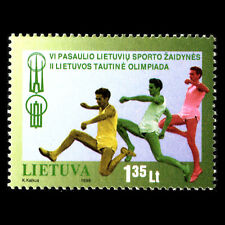 Lithuania 1998 - Sixth World Lithuanian Games - Sc 603 MNH