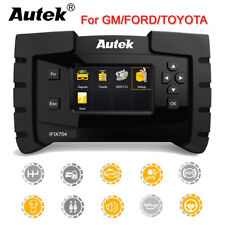 For GM/FORD Automotive OBDII Diagnostic Tools Full System ABS SRS EPB Oil Reset