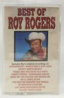 The Best of Roy Rogers  (Cassette, 1990, Curb/Capitol) NEW