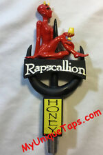 Rapscallion Devil Woman Honey Ale Beer Tap Handle Visit my ebay store