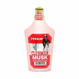 Clubman Pinaud Musk Aftershave Lotion | 177 ml