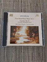 Antonin Dvorak - Dvorák: Legends; From the Bohemian Forest (1996)
