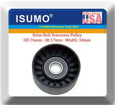 Drive Belt Tensioner Pulley Fits:Gates 38023 Ford Lincoln Mercury  1989-2004