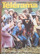 1531 MILOS FORMAN SPECIAL FESTIVAL CANNES CARUSO  TELERAMA 1979