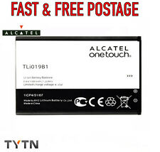 GENUINE ALCATEL (TLi019B1) BATTERY ONETOUCH POP C7 OT991 992D 916D 6010 7041D
