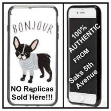 Kate Spade Bonjour French Bulldog Antoine iPhone 7 or 8 Cell Phone Case Cover