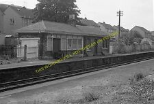 Blackford Hill Railway Station Photo. Newington - Morningside Road. Edinburgh (4