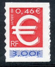STAMP / TIMBRE FRANCE NEUF N° 3215 ** LE TIMBRE EURO / ISSUS DE CARNET