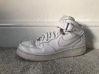 Nike air force 1 x supreme N45   eBay