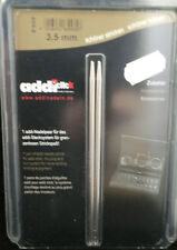 Addi-Click Stecksystem: 1 Paar Nadelspitzen Metall 3,5 mm, Art. 655-2 #2007