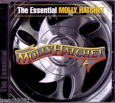 MOLLY HATCHET Essential CD Anthology 70s 80s Rock WHISKEY MAN STRAIGHT SHOOTER