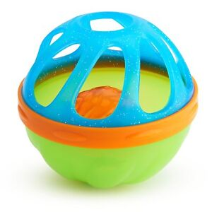 Munchkin Baby Bath Ball, Colors May Vary (9 Pack)