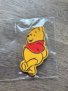 E6 Vintage 80s 90s Erasers Rubbers - Vintage Winnie The Pooh Eraser