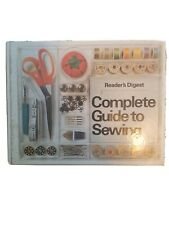 Readers Digest Complete Guide to Sewing Book | Hardcover| 1976