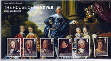 GB 2011 KINGS & QUEENS HOUSE of HANOVER PRESENTATION PACK No.461