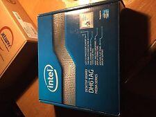 Intel DH61AG Media Series, LGA 1155/Socket H2 (BLKDH61AG) Motherboard