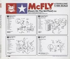 McFLY Room on the 3rd floor5  TRACK CD + POSTER   NEW - NOT SEALED