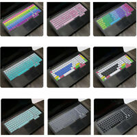 Keyboard High invisible Protector Skin Cover Fit For HP 15.6 inch Laptop PC XSBh
