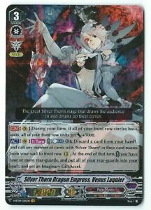 Cardfight!! Vanguard V-BT09 Silver Thorn Dragon Empress, Venus Luquier VR