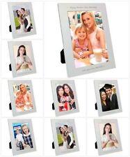 Unbranded Aluminium Standard Photo & Picture Frames