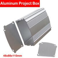 Aluminum Instrument Box Enclosure Electronic Project Case