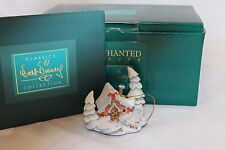 WDCC Disney Enchanted Places Nestled in the Snow ornament Peter & the Wolf 1996