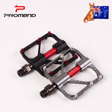 PROMEND MTB Bike Sealed Bearing Pedals Aluminum alloy Ultralight 3Colours