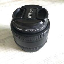 nikon nikkor 50 mm f/1.8 d af