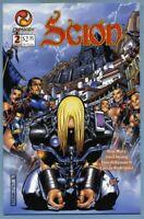 Scion #2 (Aug 2000, CrossGen [CGE]) Ron Marz, Jim Cheung