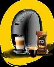 Ausverkauf: Nescafé Barista Gold Maschine, Zubereitung Gold Pulver + Adapter